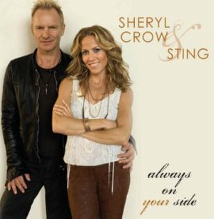 Always on Your Side - Image: Sheryl Crow & Sting Always On Your Side