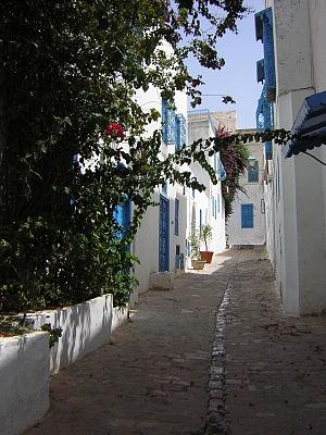 Sidi Bou Said - Image: Sidi Bou Said 2007