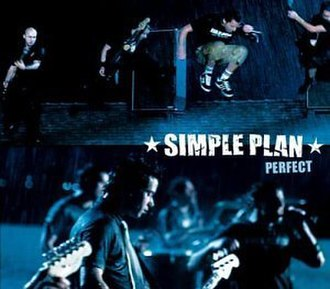 Perfect (Simple Plan song) - Image: Simple Plan Perfect