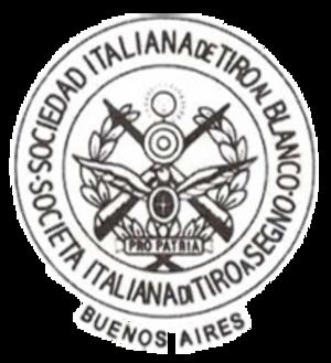 Sociedad Italiana de Tiro al Segno - Image: Sitas logo