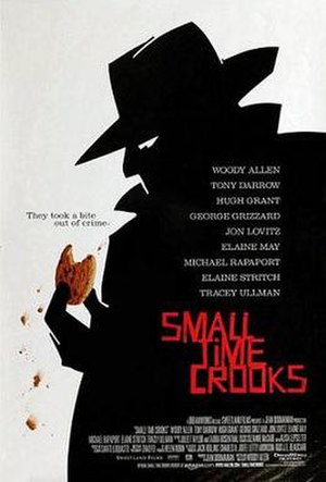 Small Time Crooks - Theatrical release poster