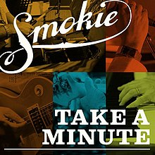 Smokie - Take a Minute (2010) front cover.jpg
