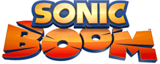 Sonic Boom (TV series) - Image: Sonic Boom franchise and video game logo