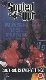 Souled Out (2000) 2000 World Championship Wrestling pay-per-view event