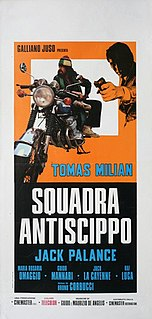 <i>The Cop in Blue Jeans</i> 1976 Italian crime comedy film