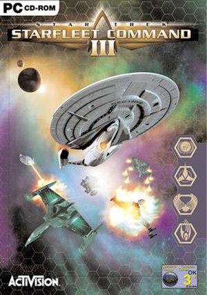 Star Trek: Starfleet Command III - Image: St starfleet command 3 boxart