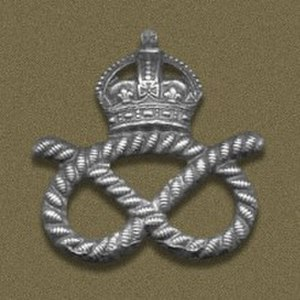 Staffordshire Yeomanry - Badge of the Staffordshire Yeomanry