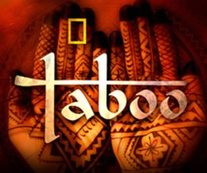 Taboo (2002 TV series) - Title screenshot/logo of Taboo