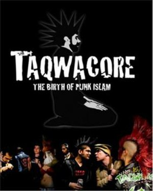 Taqwacore - The Release Poster for the Documentary