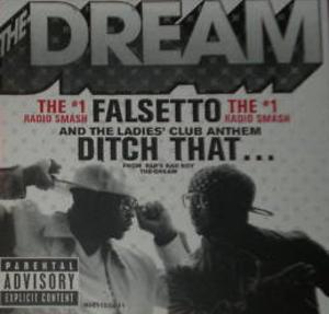 Falsetto (song) - Image: The Dream Falsetto