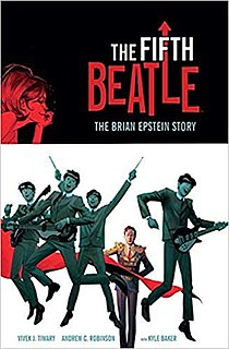 <i>The Fifth Beatle</i> (graphic novel)