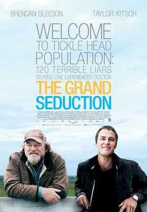 The Grand Seduction - Image: The Grand Seduction Poster