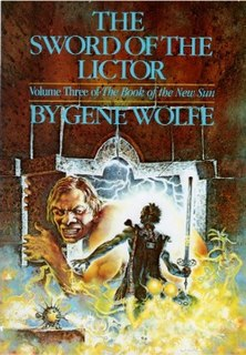 <i>The Sword of the Lictor</i> book by Gene Wolfe
