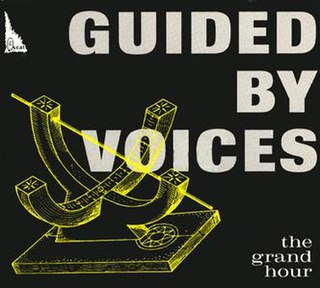 <i>The Grand Hour</i> extended play by Guided by Voices