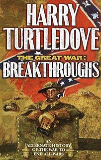 <i>The Great War: Breakthroughs</i> Book by Harry Turtledove