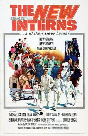 The New Interns - Image: The New Interns Film Poster