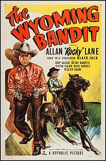 <i>The Wyoming Bandit</i> 1950 film by Philip Ford