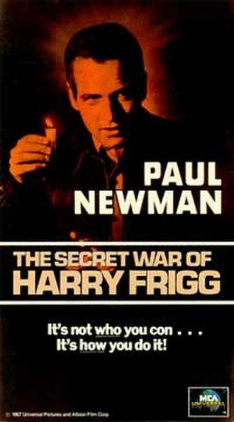 The Secret War of Harry Frigg - Image: Thesecretwarofharryf rigg 1968