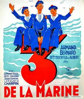<i>Three Sailors</i> (1934 film) 1934 film by Charles Barrois