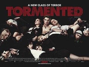 Tormented (2009 British film) - Original release poster