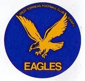 West Torrens Football Club - Image: Torrenslogo