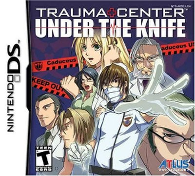 Picture of a game: Trauma Center: Under The Knife