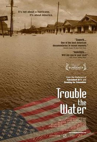 Trouble the Water - Theatrical release poster