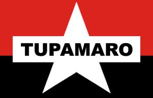 Tupamaro (Venezuela) - Image: Tupamaro flag
