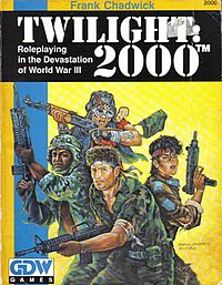 Twilight 2000 game cover