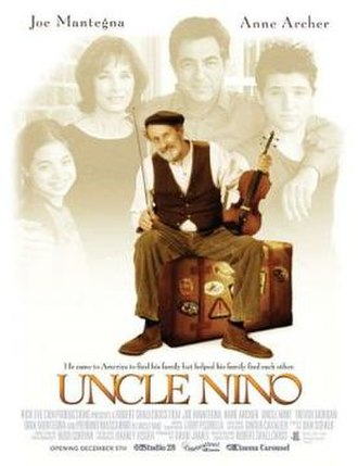 Uncle Nino - Film poster