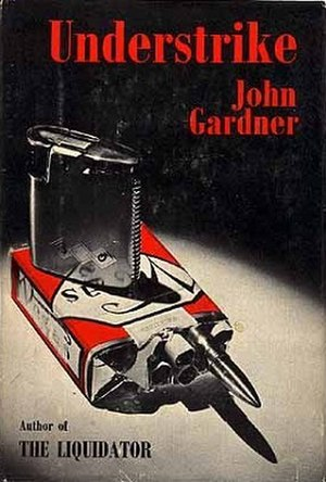 Understrike - First UK edition (publ. Frederick Muller)
