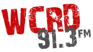 WWHI - Image: WCRD 91.3 FM radio station logo