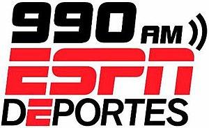 WMYM - Image: WMYM ESPN Deportes 990 AM