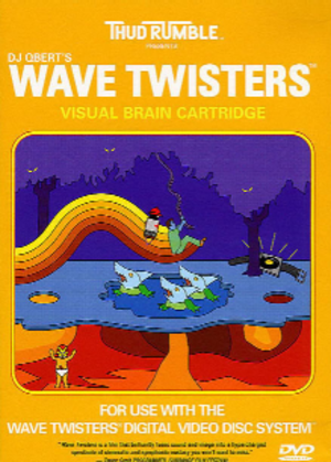 Wave Twisters - DVD Cover