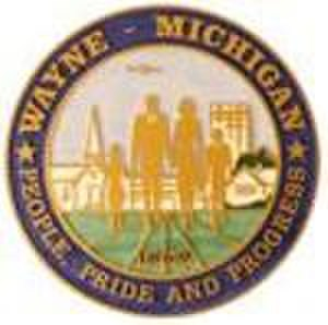 Wayne, Michigan - Image: Wayne michigan seal