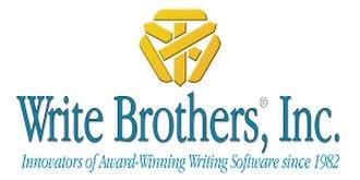 Write Brothers - Image: Wbi logo 600dpi cmyk