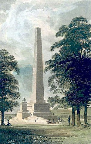 Wellington Monument, Dublin