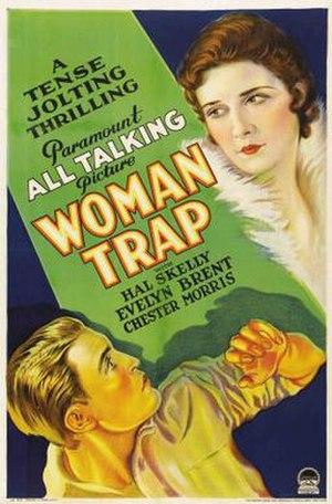 Woman Trap (1929 film) - Image: Woman Trap Film Poster
