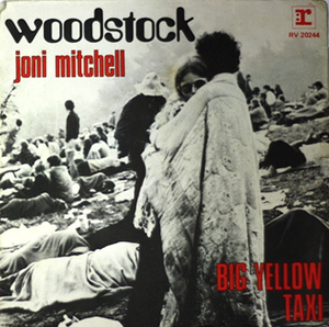 Woodstock (song) - Image: Woodstock Joni Mitchell