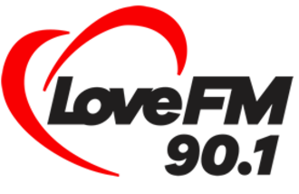 XHUA-FM - Image: XHUA Love FM90.1 logo