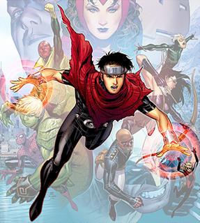 Wiccan (comics) Marvel Comics superhero