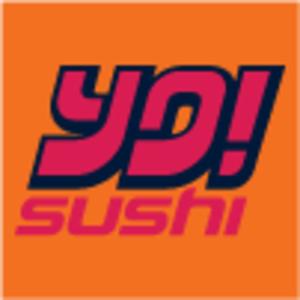 YO! Sushi - Image: Yosushilogo