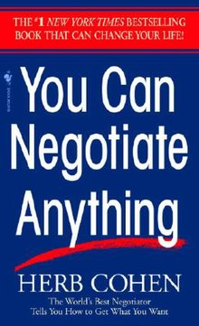 Download [PDF] Books You Can Negotiate Anything …