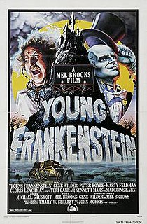 <i>Young Frankenstein</i> 1974 film by Mel Brooks, Gene Wilder
