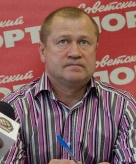 Yuri Alexandrov (boxer) Soviet boxer
