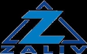 Zalyv Shipbuilding yard - Image: Zalyv Shipbuilding yard logo