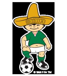 1970 FIFA World Cup mascot