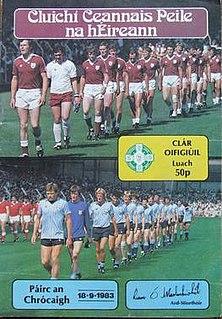 1983 All-Ireland Senior Football Championship Final