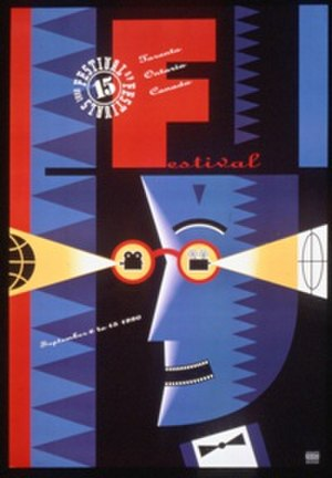 1990 Toronto International Film Festival - Festival poster