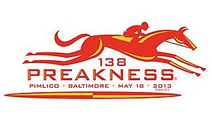 "2013 Preakness Stakes - ""The Second Jewel of the Triple Crown"" ""The Run for the Black-Eyed Susans"""